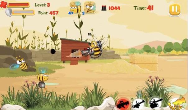 Battle Of Bee screenshot 4