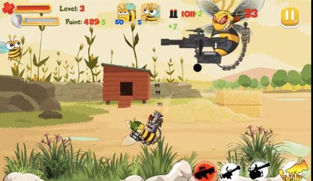 Battle Of Bee screenshot 5