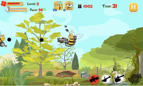 Battle Of Bee screenshot 9