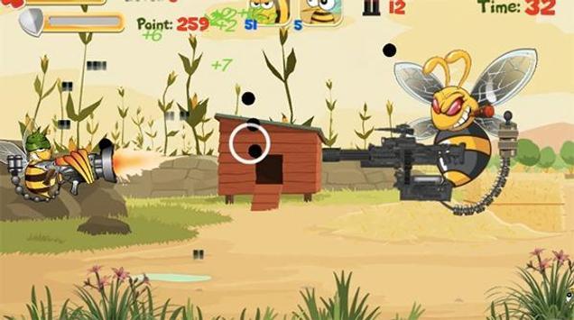 Battle Of Bee screenshot 14