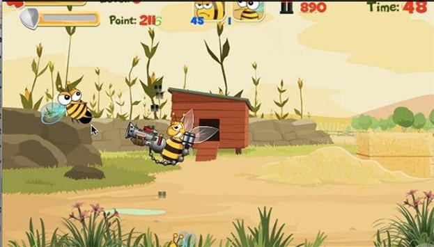 Battle Of Bee screenshot 1
