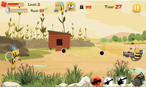 Battle Of Bee screenshot 2