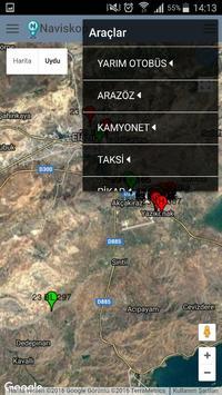 Naviskop ATS screenshot 2