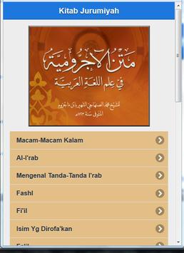 Jurumiyah (Terjemah Lengkap) apk screenshot