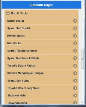 Safinatu Najah apk screenshot