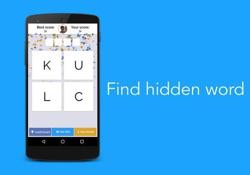 Word Finder screenshot 1