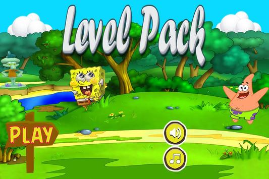Racing Car SpongyBob apk screenshot