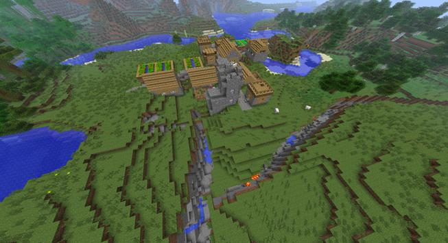 Island Seed For Minecraft apk screenshot