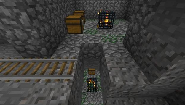 Dungeon Seed For Minecraft apk screenshot