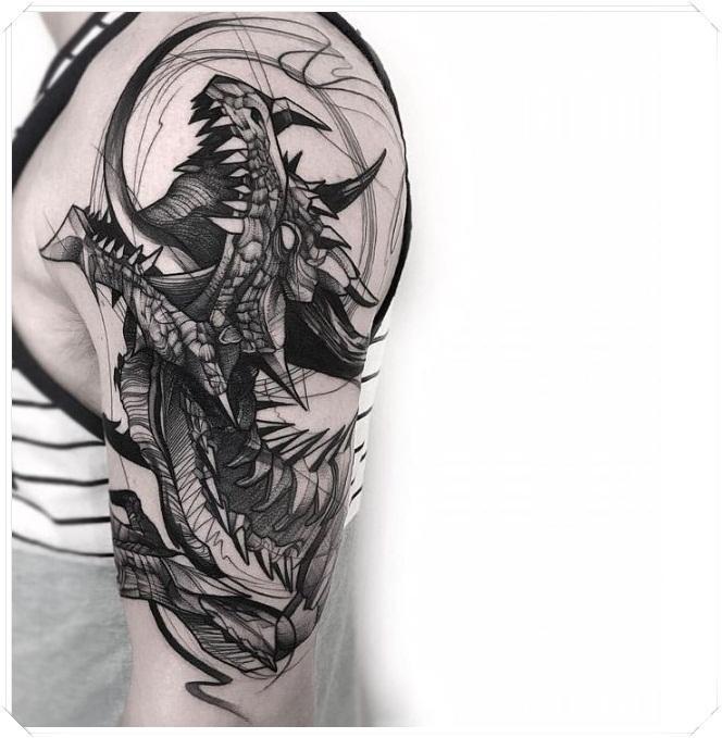 Amazing Dragon Tattoo Pour Homme Pour Android Telechargez L Apk