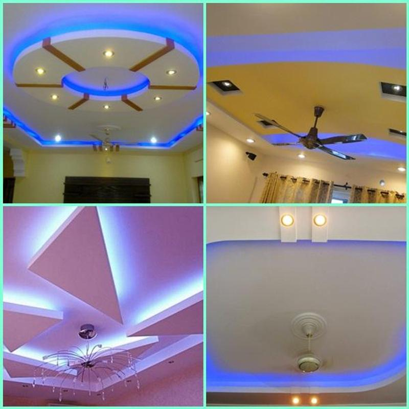 New Gypsum Ceiling Design For Android