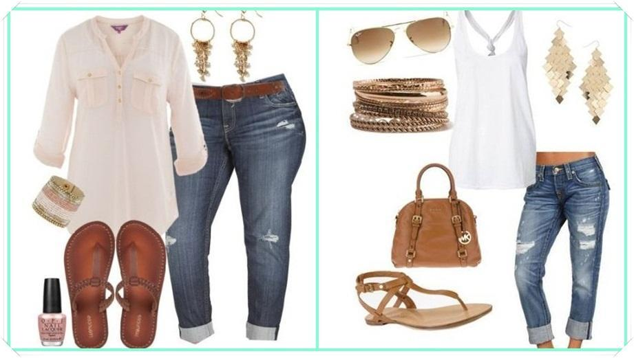 Casual Summer Clothes Outfit Idea for Women for Android