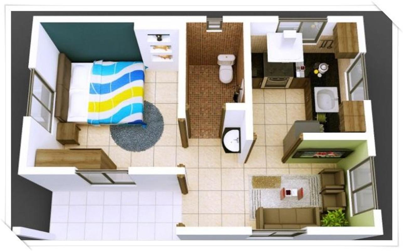 3d Small House Layout Design For Android Apk Download