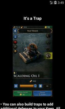 Guide for GOT conquest screenshot 1