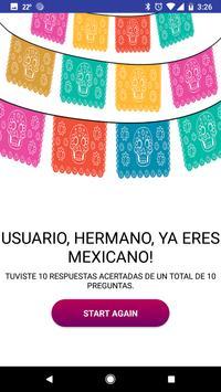Quién quiere ser Mexicano screenshot 2