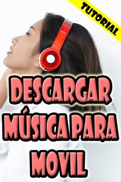 Descargar Musica Gratis Para Movil Tutorial Facil 포스터