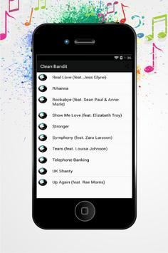 Clean Bandit Lyrics+Songs screenshot 1