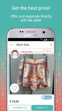 YOP: Sell & Buy in your mobile marketplace poster