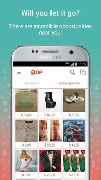 YOP: Sell & Buy in your mobile marketplace apk screenshot