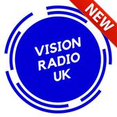 Radio for  Vision Radio UK London icon