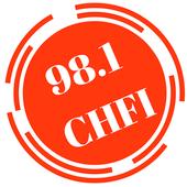 Radio 98.1 CHFI icon