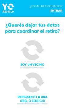 YoReciclo screenshot 1