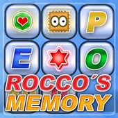 Memory - Roccos Memory Game icon