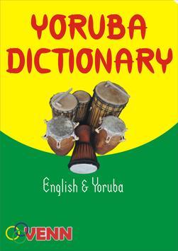 Yoruba Dictionary apk screenshot