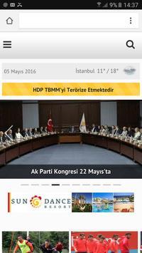 Yörünge Haber screenshot 1