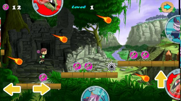 YoKai Jungle Adventure apk screenshot
