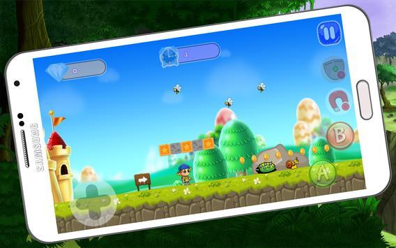 Super Yokai Jungle Adventures apk screenshot