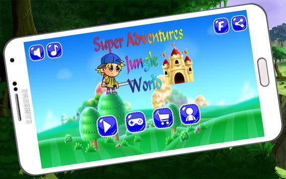 Super Yokai Jungle Adventures poster