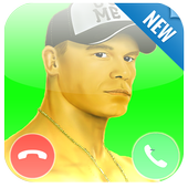 A real call John cena for WWE icon