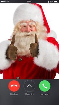 Santa Claus calling apk screenshot