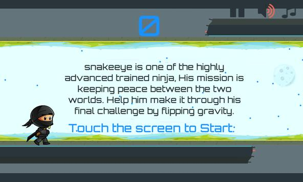 Gravity Ninja apk screenshot
