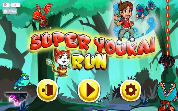 Super YoKai Run apk screenshot