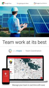 Youmaps for TeamCoordination poster