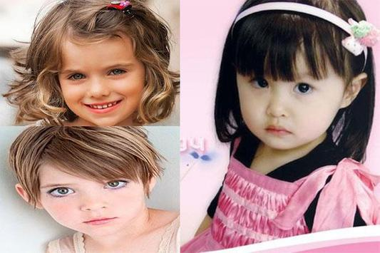 Baby Girl Hair Style 2018-2019 poster
