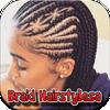 Braid Hairstylesa أيقونة