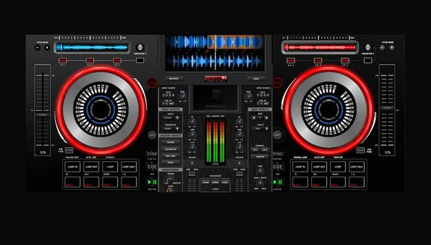 Virtual DJ Pro 7 screenshot 1