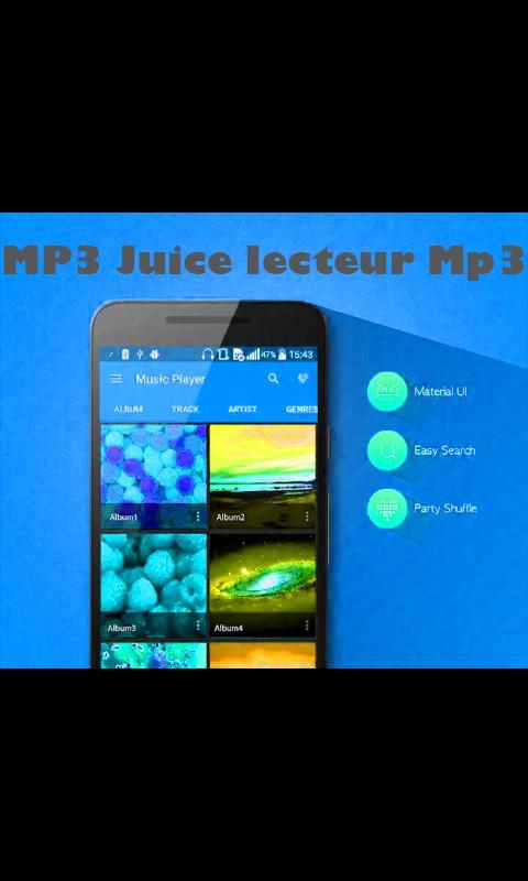 Mp3 Juice Lecteur Mp3 1