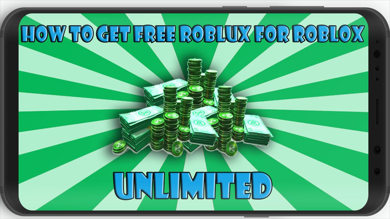 Have Fun Free Robux Roblox How To Get Free Robux For Roblox For Android Apk Download