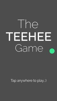 The TEEHEE Game - The Nigahiga Game poster