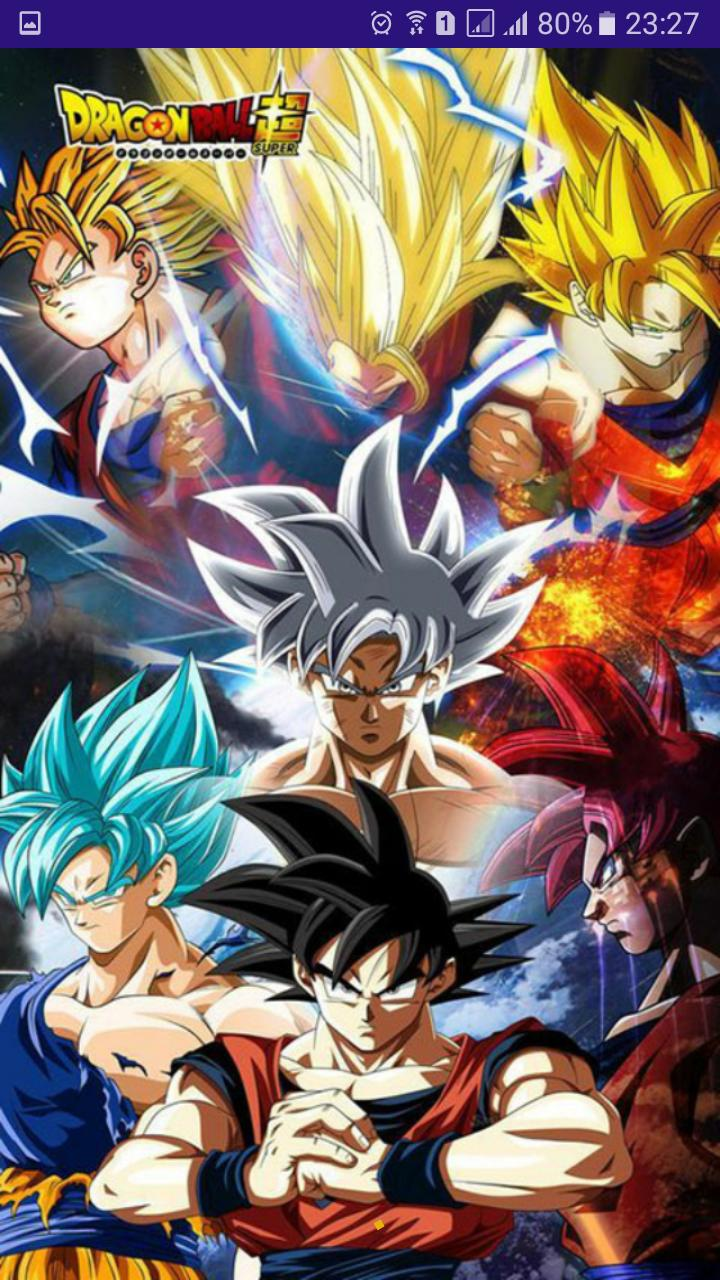 Android Dragon Ball Super Wallpaper Hd