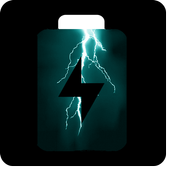 Power Battery Black icon