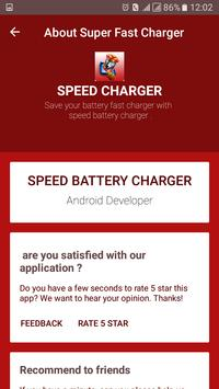 SPEED BATTERY CHARGER screenshot 2