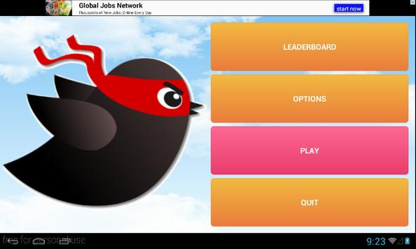 BirdNinja apk screenshot