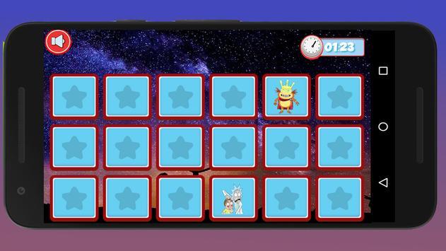 Rick and Morty (Memory Game) screenshot 6