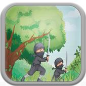 Crazy Ninja Jump Fly Warrior icon