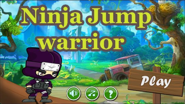 Crazy Ninja Jump Fly Warrior apk screenshot